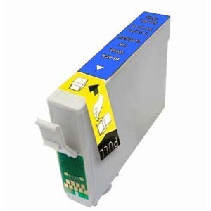 Epson T2712 Cyan Hi Capacity Compatible Ink Cartridge
