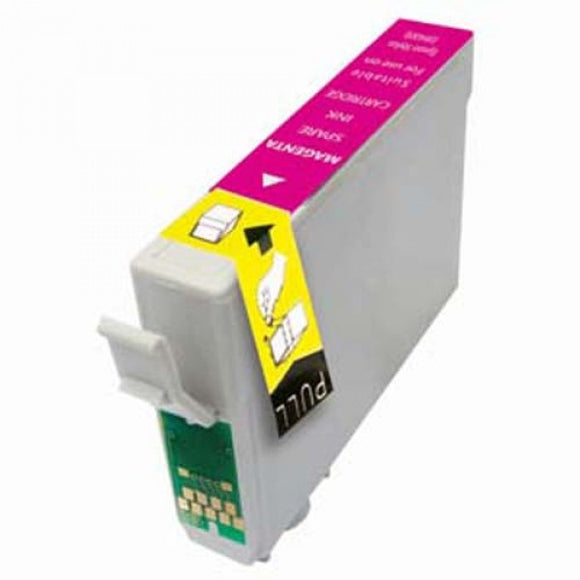Epson T2713 Magenta Hi Capacity Compatible Ink Cartridge