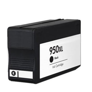 HP 950XL Compatible Hi Capacity Black Ink Cartridge
