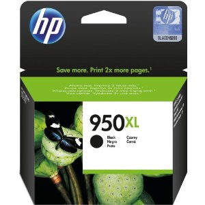 Hewlett Packard 950XL (CN045AE) Black Hi Capacity Ink cartridge