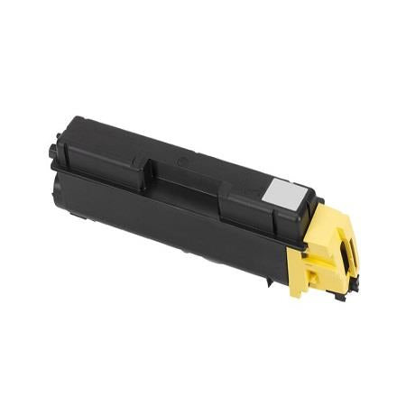 Compatible Utax 652511016 Yellow Toner Cartridge