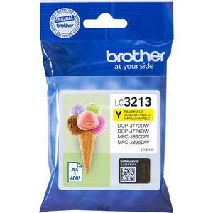 Brother LC3213 Yellow Ink Cartridge