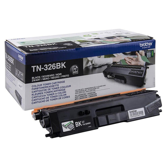 Brother TN326 Black Toner Cartridge