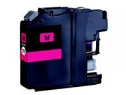 Brother LC125XL Compatible Magenta Ink Cartridge