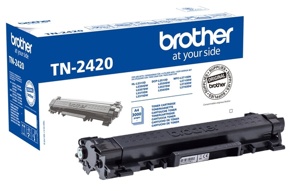 Brother TN2420 Hi Capacity Toner