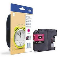 Brother LC125XL Hi Capacity Magenta Ink Cartridge
