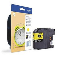 Brother LC125XL Hi Capacity Yellow Ink Cartridge