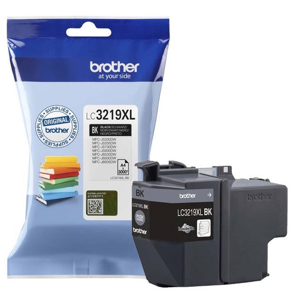 Brother LC3219XL Black Ink Cartridge