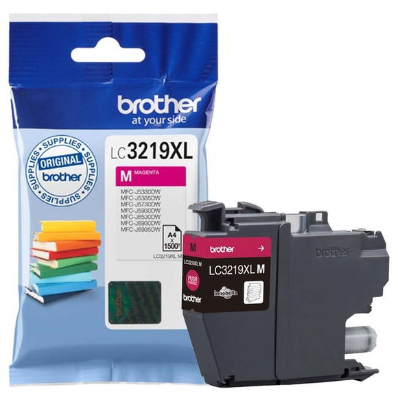 Brother LC3219XL Magenta Ink Cartridge