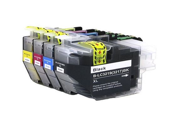 Brother LC3219XL Compatible Ink Value Pack