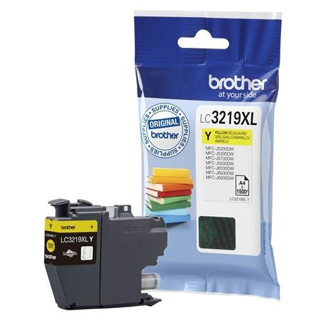 Brother LC3219XL Yellow Ink Cartridge