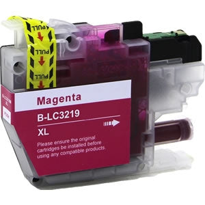 Brother LC3219XL Magenta Compatible Ink Cartridge