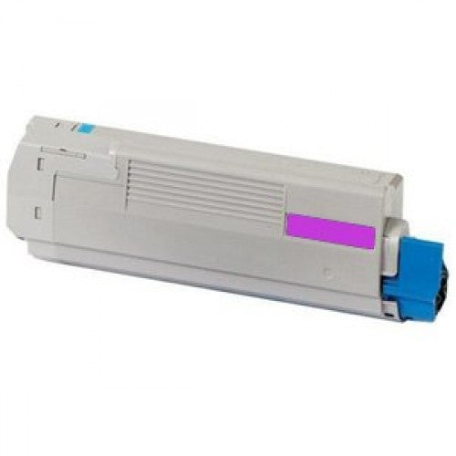 OKI C5650 Compatible Magenta Toner cartridge