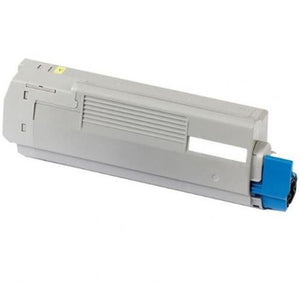 OKI C711 Yellow Compatible 11,500 Page Toner Cartridge