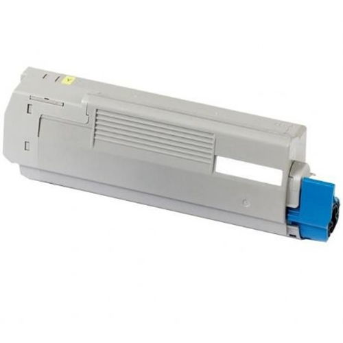 OKI C5650 Compatible Yellow Toner cartridge