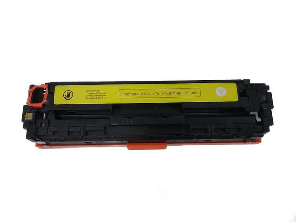 Canon 731 Toner Yellow Compatible Cartridge