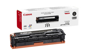 Canon 731 Toner Hi Capacity Black Cartridge