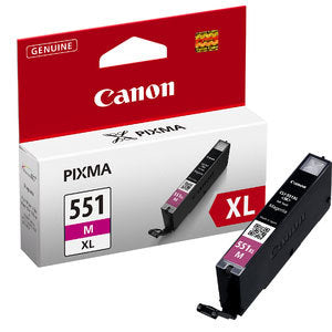 Canon CLi551XL Magenta Ink Cartridge