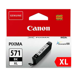 Canon CLi571xL Black Ink Cartridge