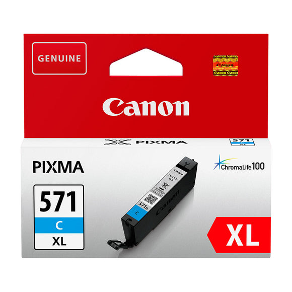 Canon CLi571XL Cyan Ink Cartridge