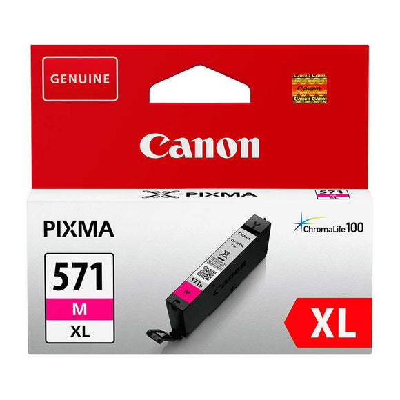 Canon CLi571XL Magenta Ink Cartridge