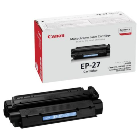 Canon EP27 Black Toner Cartridge