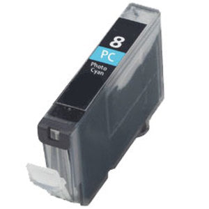 Canon Cli8 Compatible Photo Cyan Ink Cartridge