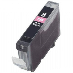 Canon Cli8 Photo Magenta Compatible Ink Cartridge