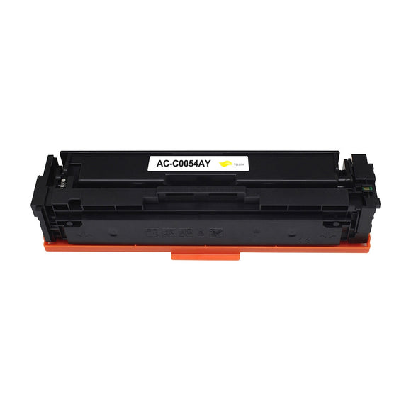 Compatible Canon 054 Yellow Hi Capacity Toner