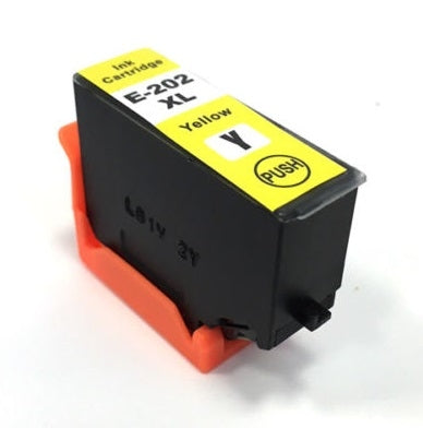 Compatible Epson 202XL Yellow Ink Cartridge