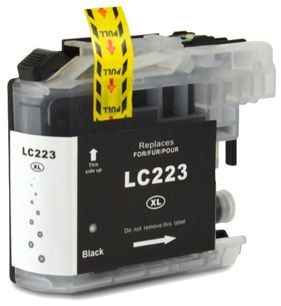 Compatible Brother LC223 Black Ink Cartridge