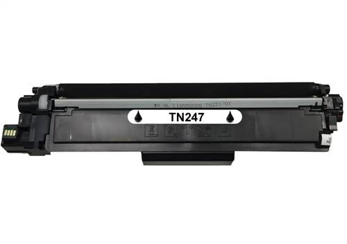 Compatible Brother TN247 Black Hi Capacity Toner