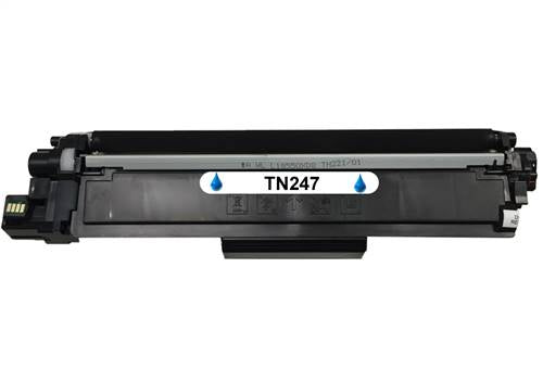 Compatible Brother TN247 Cyan Hi Capacity Toner