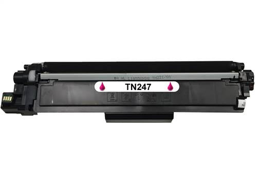 Compatible Brother TN247 Magenta Hi Capacity Toner