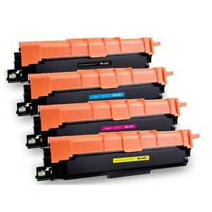 Compatible Brother TN247 Hi Capacity Toner Value Pack
