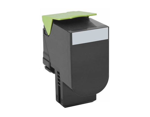 Lexmark CX410 Toner Black Compatible Cartridge