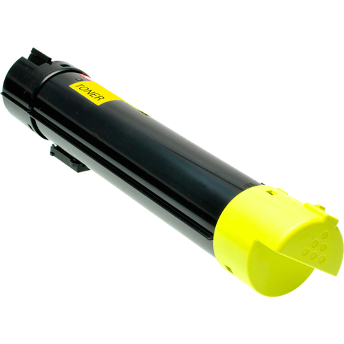 Dell 5130 Yellow Hi Capacity Compatible Toner Cartridge
