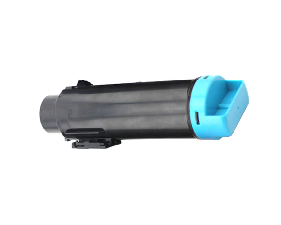 Dell H825 Cyan Toner Compatible Cartridge