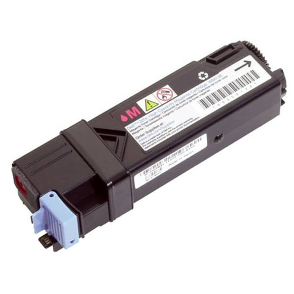 Dell 2150 Magenta Toner Cartridge