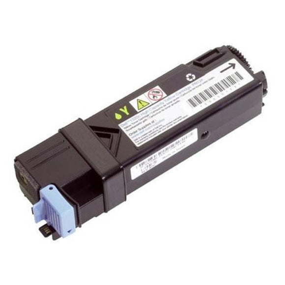 Dell 2150 Yellow Toner Cartridge
