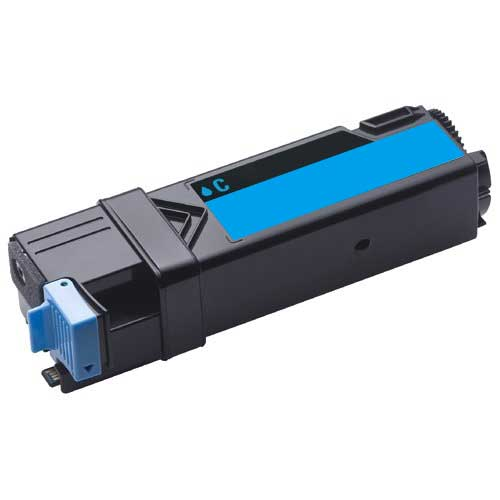 Dell 2150 Cyan compatible Toner Cartridge