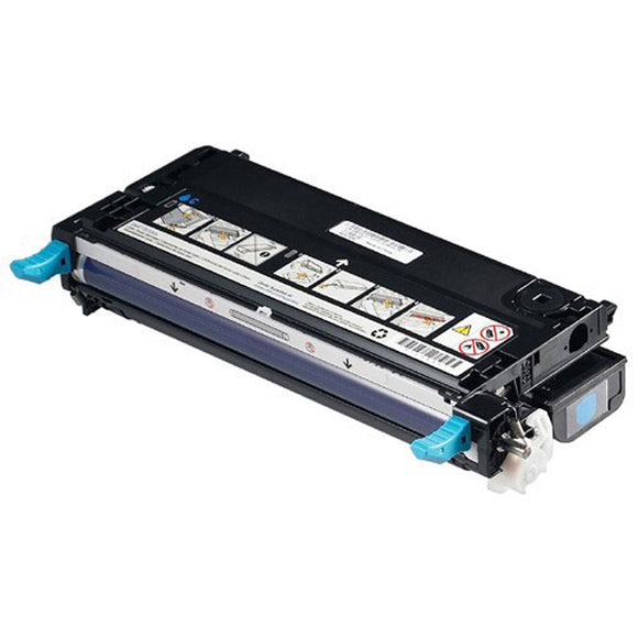 Dell 3110 Cyan Hi Yield Toner Cartridge