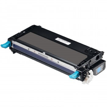 Dell 3130 Hi Yield Compatible Cyan Toner Cartridge