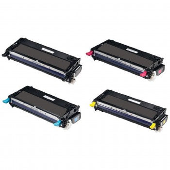 Dell 3110 Hi Yield Compatible Toner Cartridges x 4 Value Pack