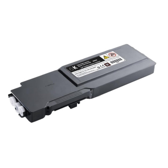 Dell C3760 Black Hi Capacity Toner Cartridge