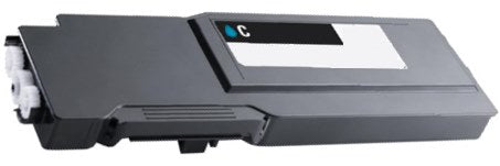 DELL 3760 Cyan Compatible Hi Yield Toner Cartridge