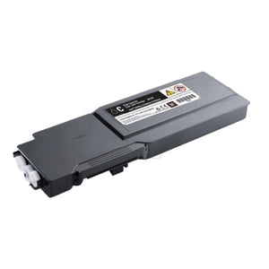 Dell C3760 Cyan Hi Capacity Toner Cartridge