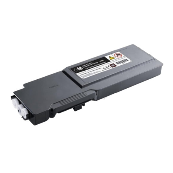DELL 3760 Magenta Compatible Hi Yield Toner