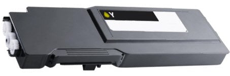 DELL 3765 Yellow Compatible Hi Yield Toner Cartridge