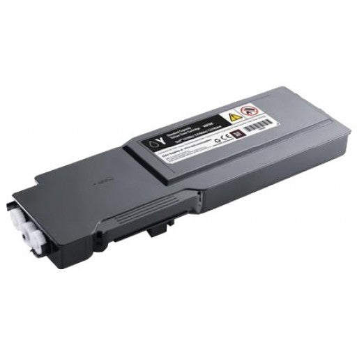 Dell C3760 Yellow Hi Capacity Toner Cartridge